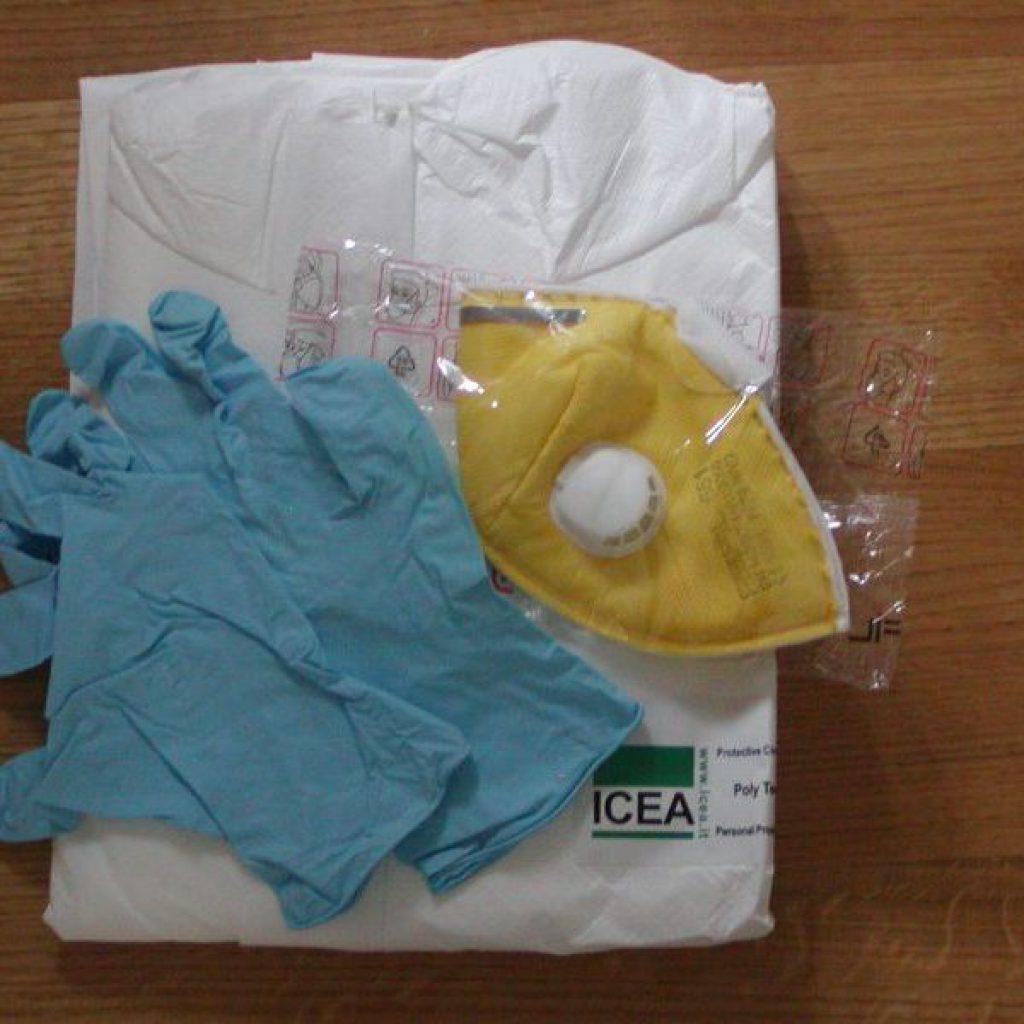 Kit di protezione da virus