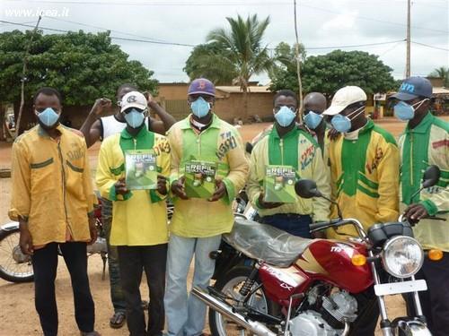 facciali in Benin