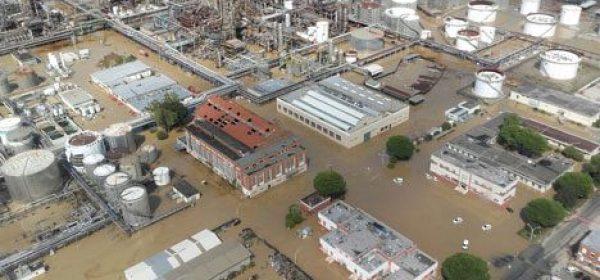 Alluvione Livorno: panne ICEA per lo sversamento ENI