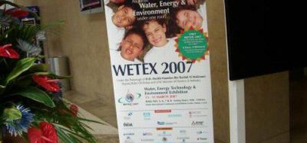ICEA ALLA FIERA A DUBAI: WETEX 2007